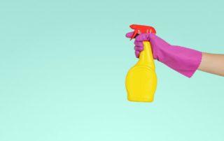 nettoyer maison eau de javel